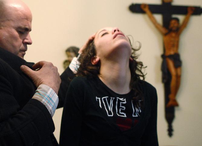 La nouvelle popularité de l'exorcisme et de la croyance aux démons