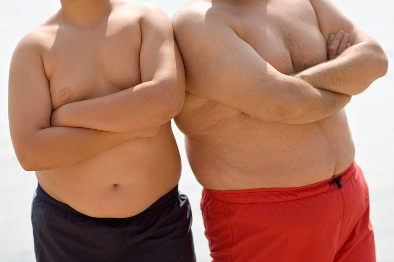 Les hommes obèses possèdent un sperme avec des milliers de gènes modifiés