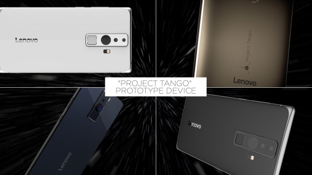 Google et Lenovo concluent un partenariat pour créer un Smartphone avec le projet Tango