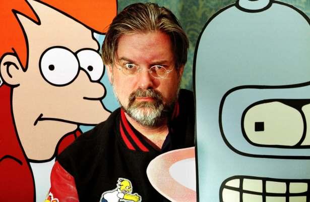Matt Groening, le créateurs des Simpsons, pourrait créer une série pour Netflix