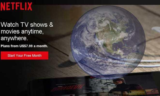 Netflix est disponible quasiment dans le monde entier, mais il y encore a des couacs pour certains pays