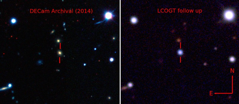 La supernova ASASSN-15lh