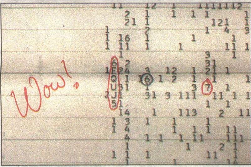 Le signal Wow ! ne vient pas d'aliens, mais de comètes selon une nouvelle théorie