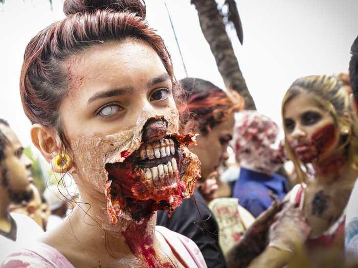 Amazon Web Services (AWS) met à jour ses conditions d'utilisation pour anticiper une invasion de zombies.