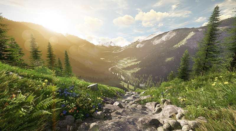 Amazon Lumberyard est un moteur de jeu gratuit qui utilisent AWS et Twitch