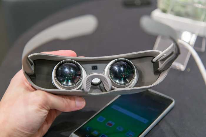 La LG 360 VR et le casque LG 360 VR, les 2 accessoires de LG pour la réalité virtuelle