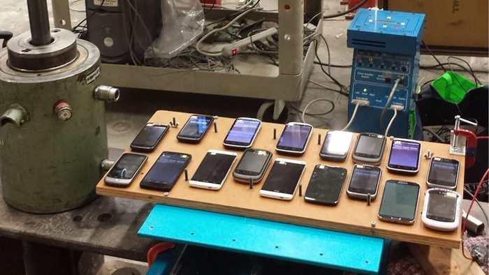 MyShake est une application qui utilise les Smartphones pour créer un système d'alertes sur les tremblements de terre