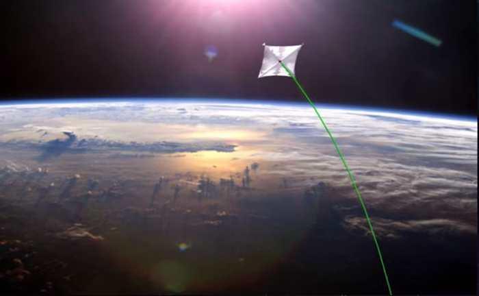 Des chercheurs de la NASA veulent créer un système de propulsion par laser qui permettrait d'aller sur Mars en 3 jours