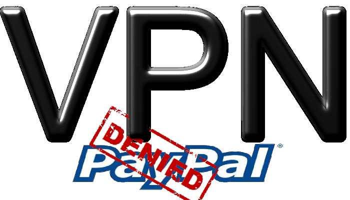 Paypal commence à bannir les VPN parce qu'ils permettent de violer le droit d'auteur en aidant à accéder à des sites géobloqués.