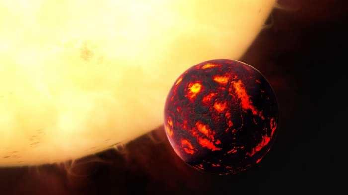 La Super-Terre 55 Cancri e pourrait avoir du cyanure dans son air. Les exoplanètes ne cessent de nous étonner