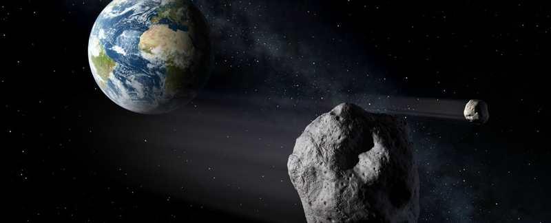L'astéroïde 2013 TX68 pourrait frôler la Terre le 5 mars 2016. Et on pourra le voir dans le ciel