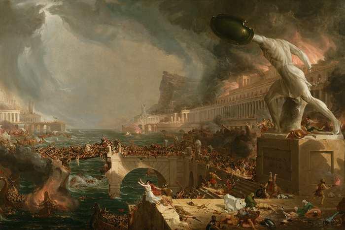 Le petit âge glaciaire a provoqué la chute de l'Empire romain, la propagation de la peste en Europe et des changements majeurs dans le monde entier.