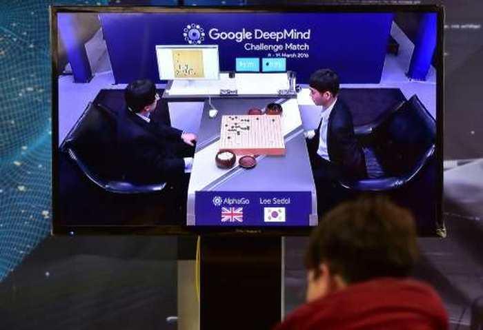 AlphaGO a battu le champion du monde du jeu de Go dans le premier match comptant 5 manches