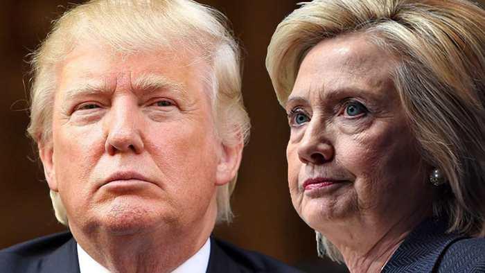 Pourquoi Donald Trump n'a aucune chance de gagner contre Hillary Clinton ?