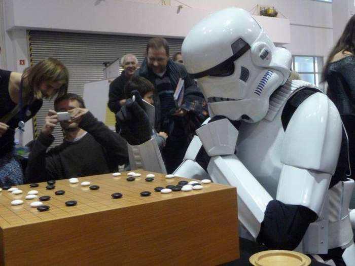 AlphaGo gagne le 5e et le dernier match du jeu de Go contre Lee Se-Dol