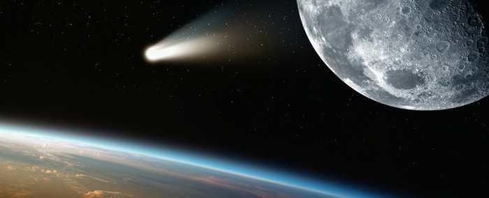 Les comètes 252P/LINEAR et P/2016 BA14 vont s'approcher de la Terre le 21 et le 22 mars 2016.