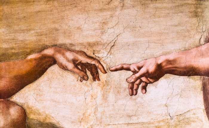 Un papier scientifique qui prétend que la main humaine a été crée par Dieu