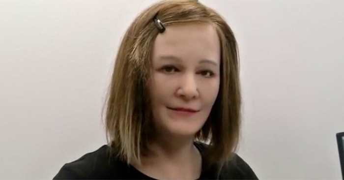 Nadine est un robot émotionnellement intelligence. Une première étape dans des robots qui nous ressemblent