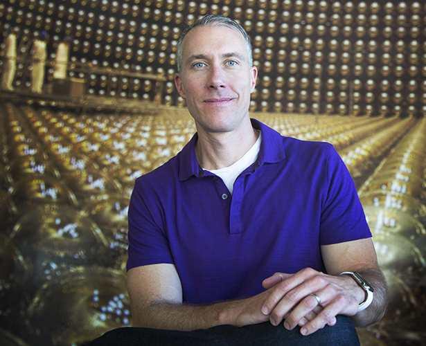 James Bullock voit la matière noire comme quelque chose de plus complexe, mais pas nécessairement sous la forme d'un disque