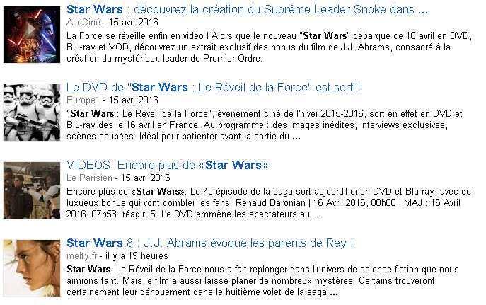 Une propagande qui a déjà commencé pour Star Wars 8