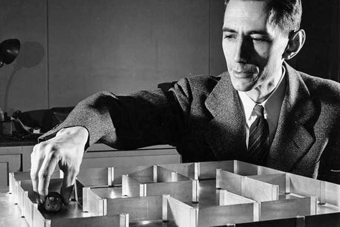 Le 30 avril 2016, on fête le centenaire de Claude Shannon, père de la théorie de l'information.