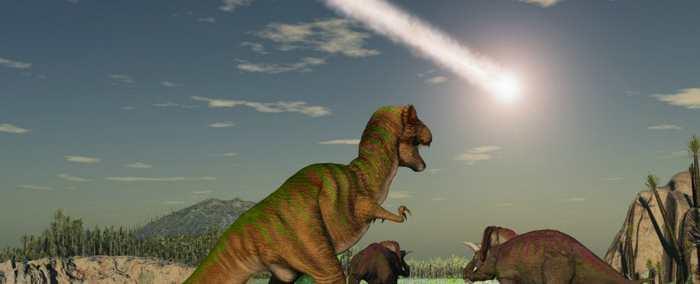 Les dinosaures disparaissaient déjà bien avant l'impact de la météorite Chicxulub.