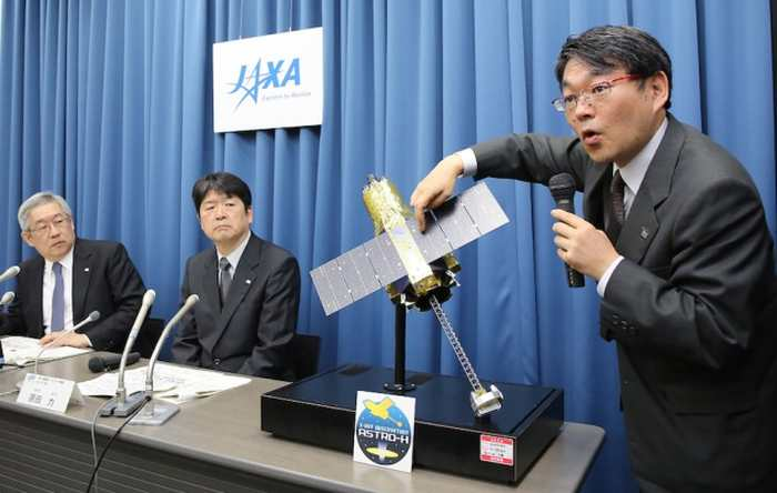 Le satellite Hitomi/Astro-H est définitivement à cause d'une mauvaise erreur d'ingénierie.