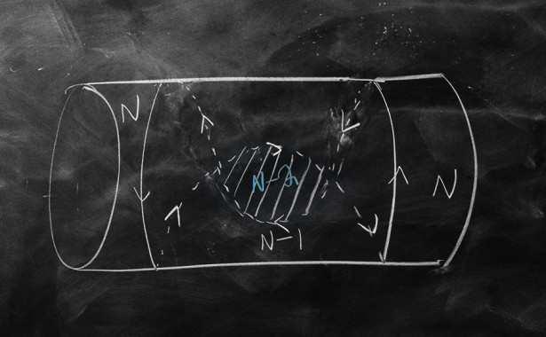 Les scientifiques cherchent les triangles du Big Bang en utilisant la théorie des cordes