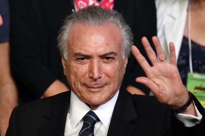 Michel Temer, le nouveau président du Brésil, a été une source pour l'ambassade américaine en 2006 selon les câbles publiés par Wikileaks.