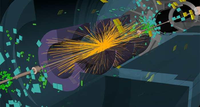 Le Grand Collisionneur de Hadrons est redémarré pour 2016