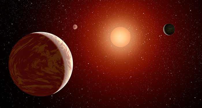 3 exoplanètes autour d'une étoile située à 39 années-lumières pourraient abriter de la vie