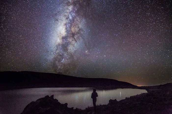 Les scientifiques découvrent une molécule chirale dans l'espace, une caractéristique de la vie