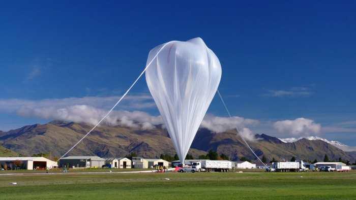 Un ballon supressurisé de la NASA bat un nouveau record d'endurance