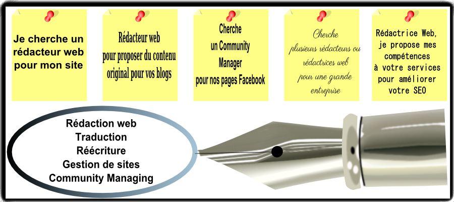 Les petites annonces de rédaction web pour trouver les annonces à vos besoins. Clients, découvrez le profil des rédacteurs(trices) web sur le marché.