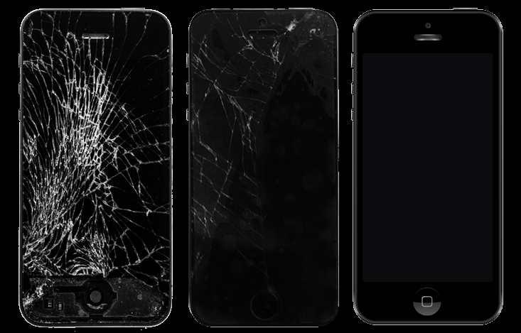 En principe, l'écran cassé d'un téléphone pourrait se réparer tout seul, mais le bruit quantique, qui distribue les molécules sur l'écran est la raison pour laquelle, c'est impossible.