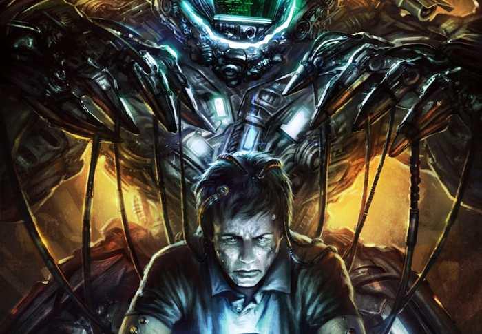 Les 4 lois de l'Humanique en cas de révolte des machines.