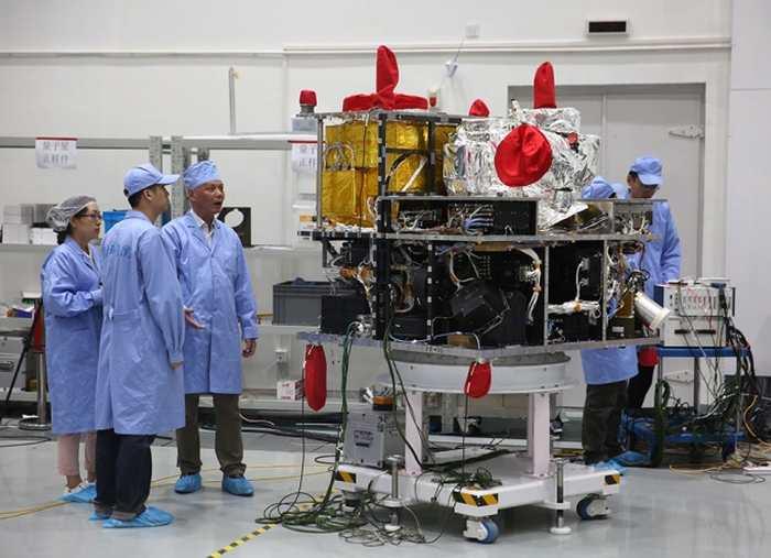 Le lancement d'un satellite chinois est une étape majeure pour le chiffrement quantique et l'avènement de l'internet quantique.