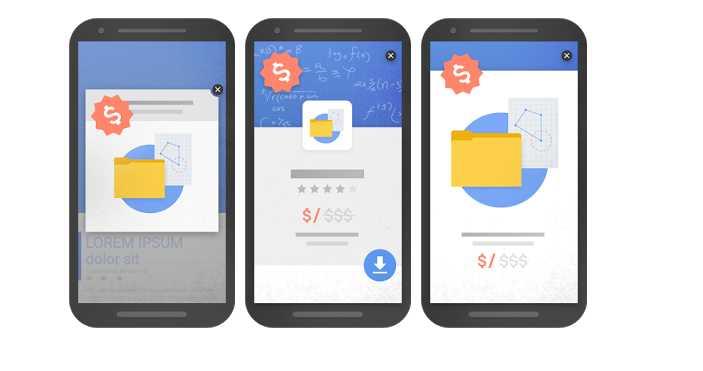 Google va pénaliser les sites mobiles qui abusent des interstitiels.