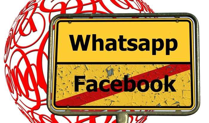Whatsapp va désormais partager les données de ses utilisateurs avec Facebook pour la publicité.