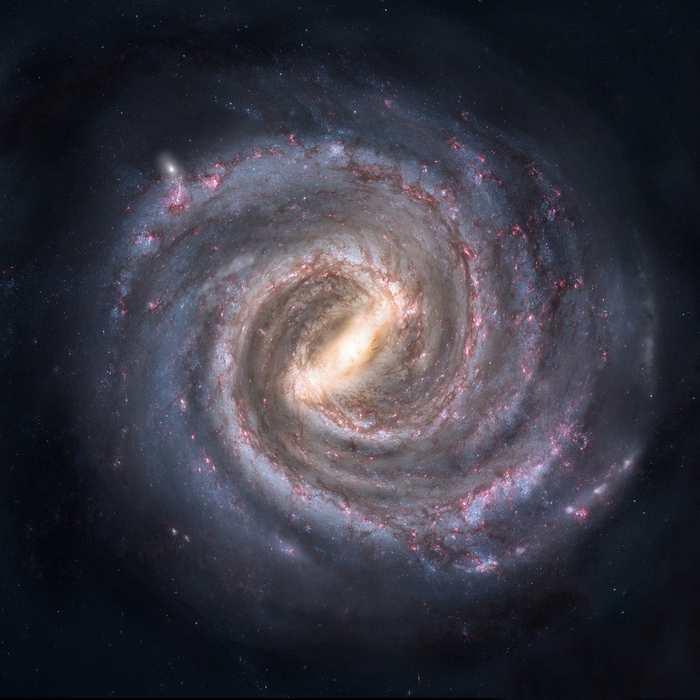 La sonde Gaia va permettre de mieux comprendre la structure de la Voie lactée