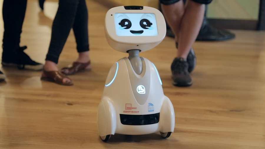 L'empathie des robots ou l'apprentissage des interactions humaines aux machines pour qu'ils nous aident dans des tâches telles que l'assistance aux personnes âgées.