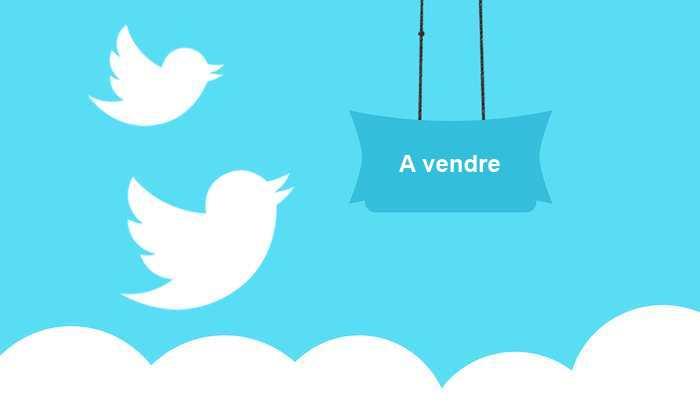 Twitter est intéressé par un rachat. Il y a 2 candidats en lice avec Salesforce et Google. Twitter demande 30 milliards de dollars.