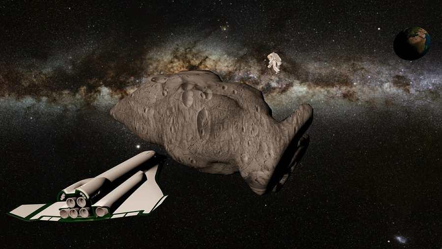 On nous dit que le minage d'astéroïde représente des retombées financières d'environ 700 trillions de dollars. Mais cela sous-entend un prisme vraiment étroit qui postule que le minage d'astéroïde sera forcément bénéfique.