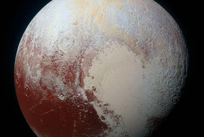 Le coeur de Pluton était considéré comme une chose purement esthétique, mais de nouvelles recherches montrent que Pluton est vraiment dirigé par cette zone du coeur.
