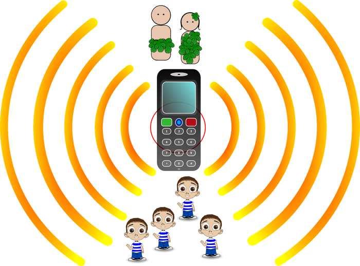"""On a beaucoup d'inquiétudes sur les prétendues ondes nocives provenant des téléphones ou du Wifi. Une rumeur prétend que le téléphone peut """"cuire"""" vos testicules en vous rendant stérile. Mais la peur des ondes électromagnétiques vient d'une méconnaissance des ondes et elle ne date pas d'hier."""