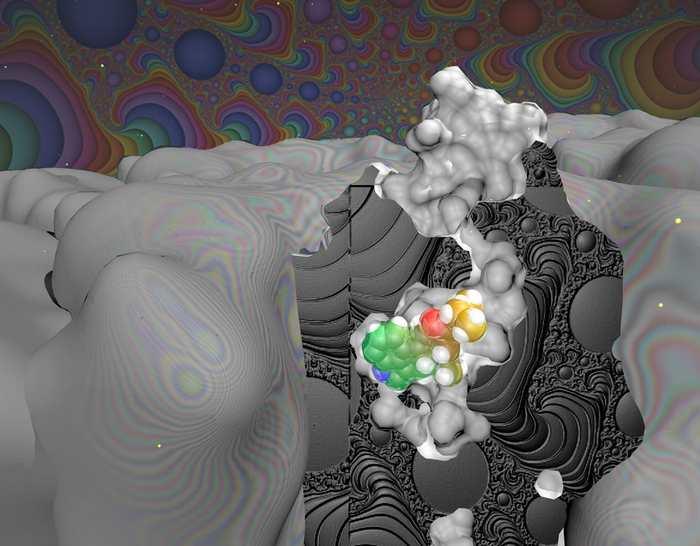 Des chercheurs expliquent la puissance du LSD. Cette substance hallucinogène s'adapte de manière très particulière aux récepteurs de notre cerveau.