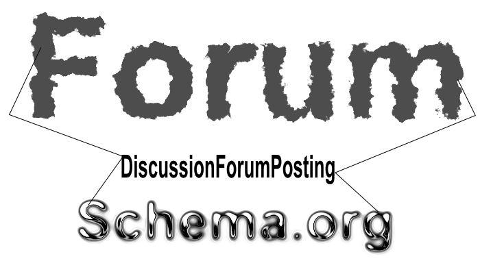 Utiliser la balise DiscussionForumPosting de Schema.org pour ajouter des données structurées à un forum
