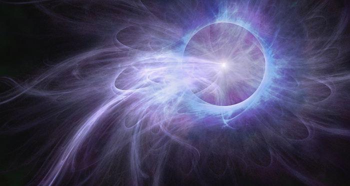 Des fuites sur Twitter indiquent une possible détection d'une nouvelle forme d'onde gravitationnelle. Elle serait produite par la collision de 2 étoiles à neutrons.