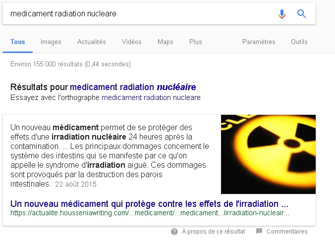 Comment apparaitre dans featured snippet de Google