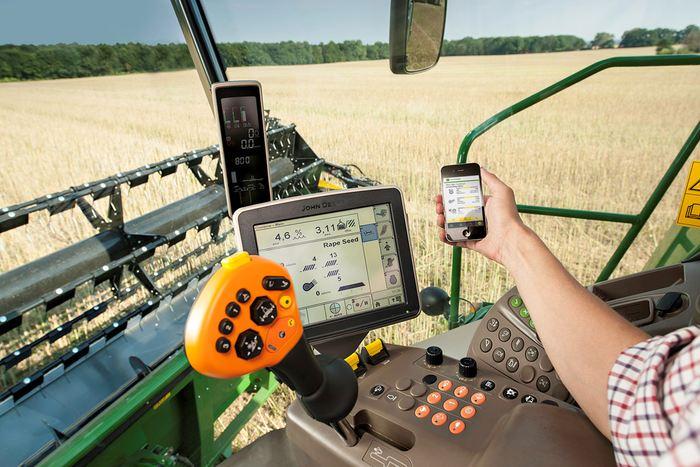 John Deer interdit aux paysans de réparer leurs tracteurs